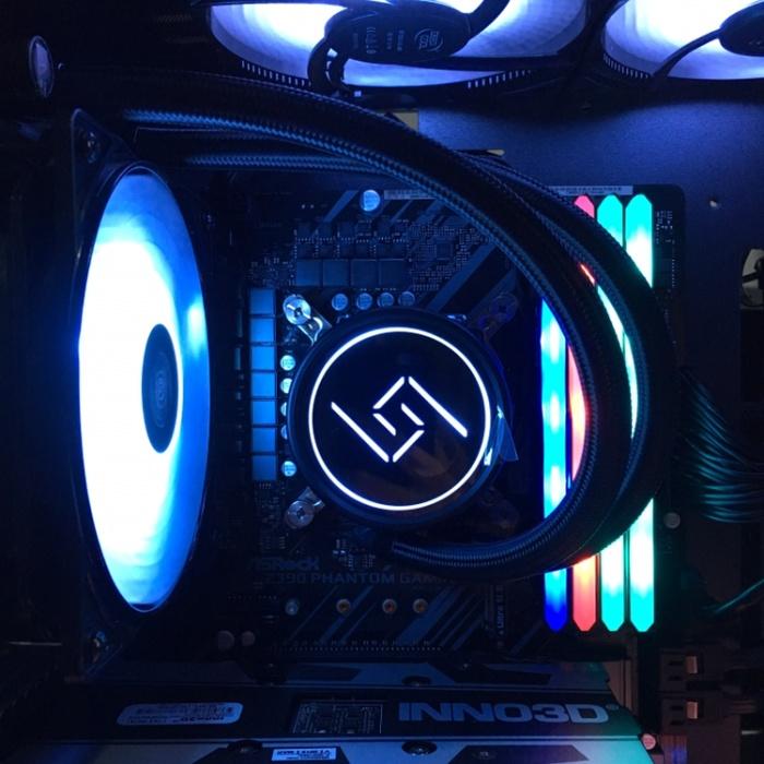 Jual PC Intel i5 9600K RTX 2060 RAM 32GB SSD Cube Gaming Klassis Pesanan -  Kab  Tangerang - PIXL Komputer | Tokopedia
