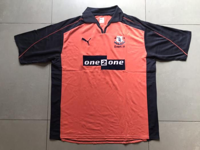 detailed look f5803 89461 Jual Jersey Bola Everton FC Alternate Kit PINK -Authentic- - DKI Jakarta -  outswing | Tokopedia