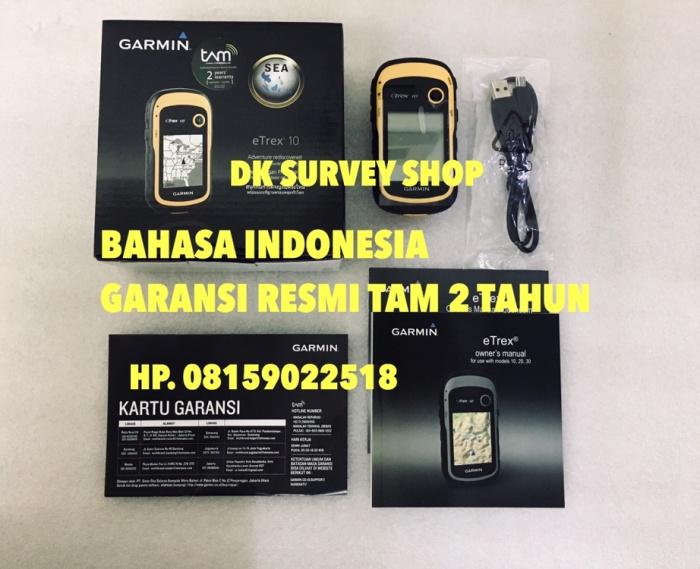 Foto Produk GPS GARMIN ETREX 10 dari DK Survey Shop