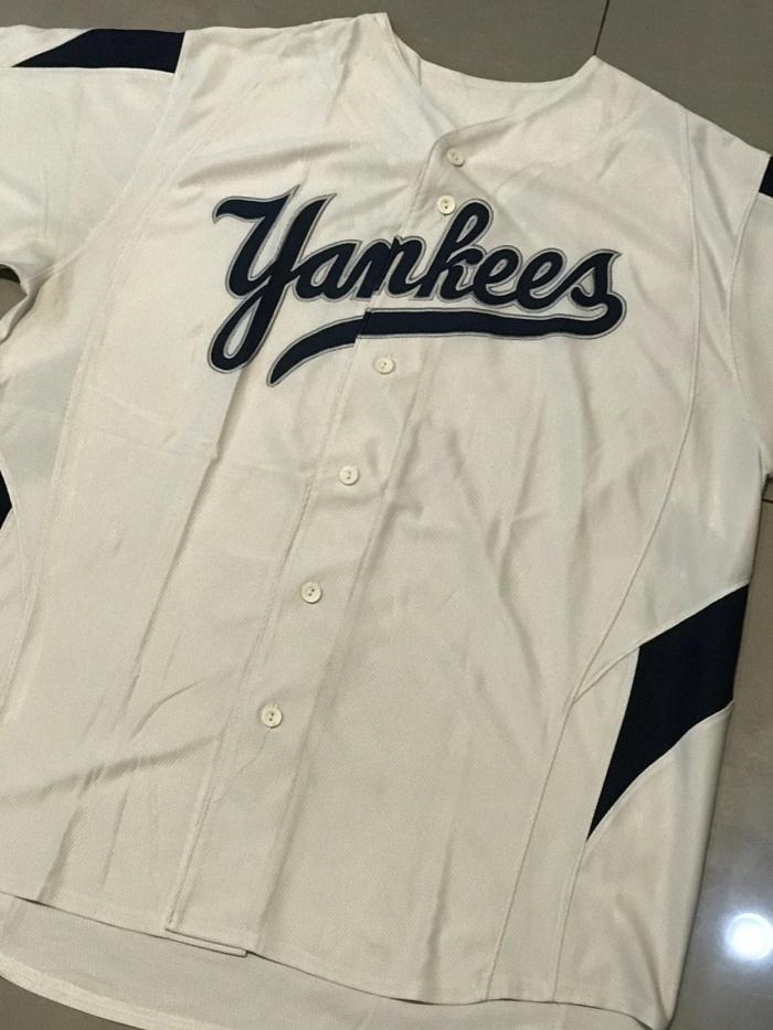 premium selection 9919a e038d Jual Jersey Baseball - New York Yankees Babe Ruth #3 -Original- - DKI  Jakarta - outswing | Tokopedia
