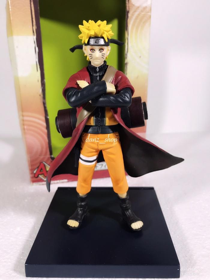 Jual Action Figure Uzumaki Naruto Sage Mode Banpresto Kws
