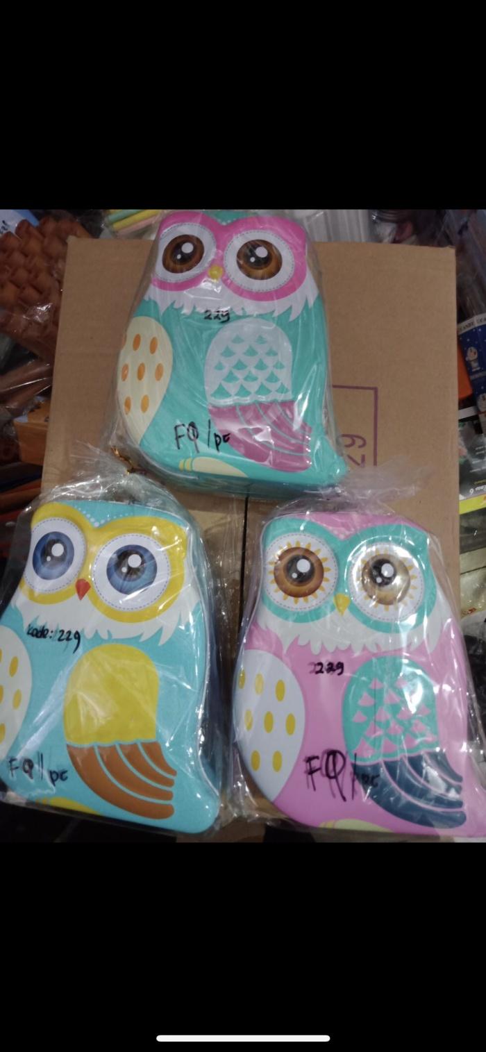Jual Celengan Owl 2 Gembok Besar Kota Bandung Budhi Bandung Cibadak
