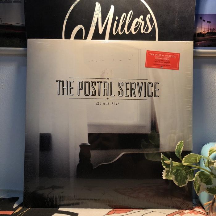 harga The postal service - give up (vinyl) Tokopedia.com
