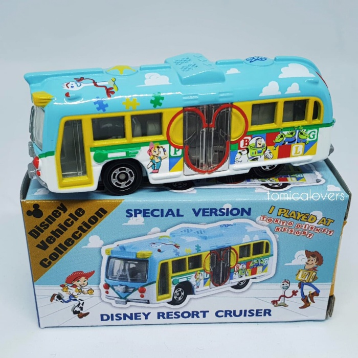 Pre-Order Tokyo Disney Resort Portable Cushion Toy Story