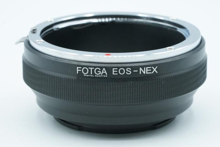 harga Fotga lens adapter body sony e-mount to lensa canon ef Tokopedia.com