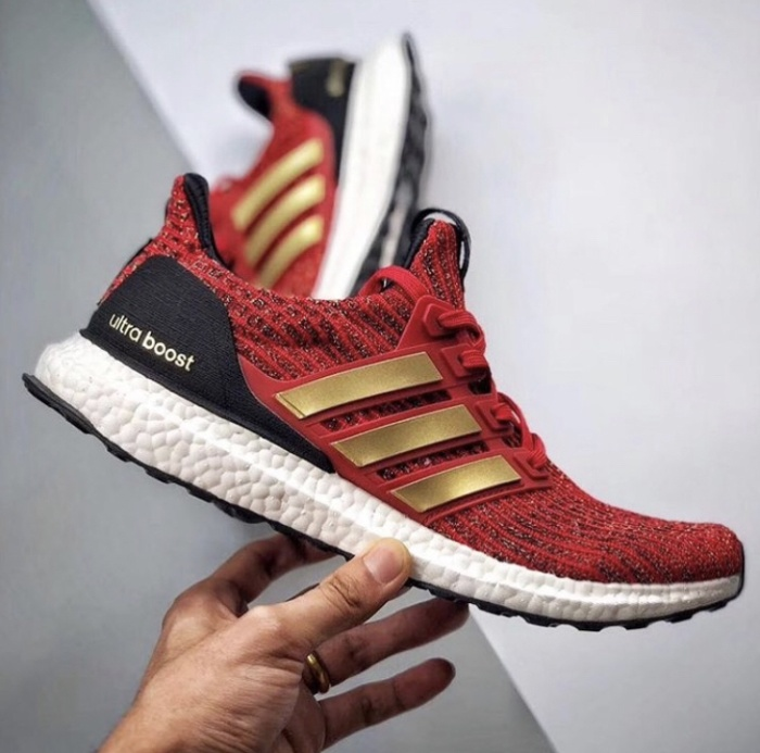 Adidas Ultra Boost Game Of Thrones Red