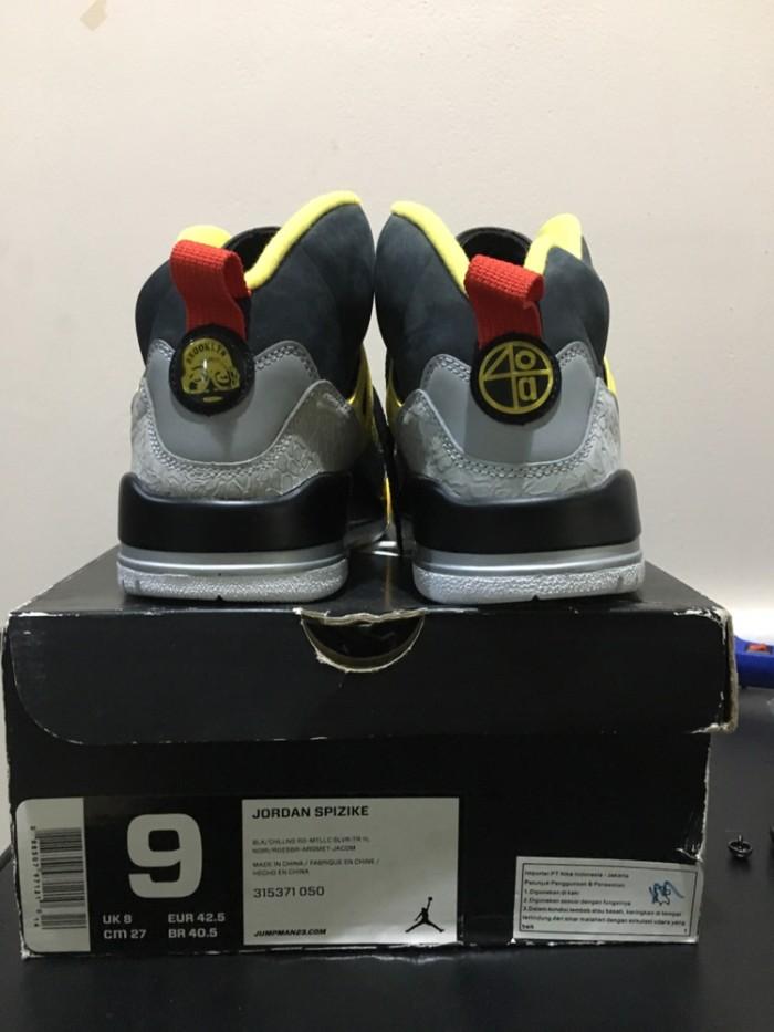 online retailer ce016 54d18 Jual Nike air jordan spizike retro 4 iv xi 6 bred 3 cement - Kota Bandung -  clean kicks | Tokopedia