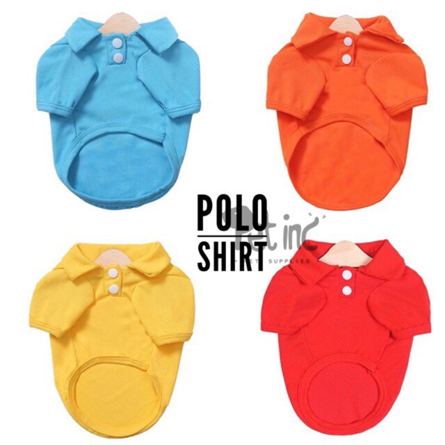 Foto Produk Pet polo shirt dari Pet8inc