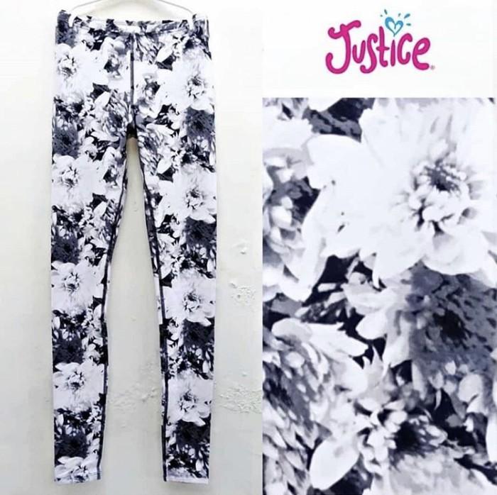 Jual Legging Justice Remaja Ukuran Dewasa Celana Panjang Wanita Kota Tangerang Ecomoda Shopp Tokopedia