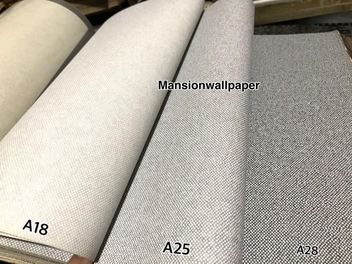 jual wallpaper dinding murah polos abu abu tekstur abstrak