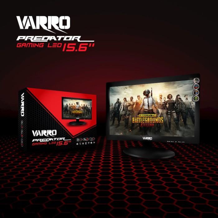 """harga Led monitor 156"""" varro Tokopedia.com"""