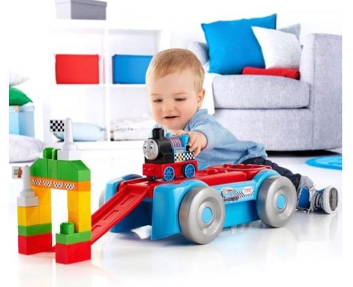 Foto Produk Mainan Anak Thomas and Friends Racing Railway Wagon dari mastah store