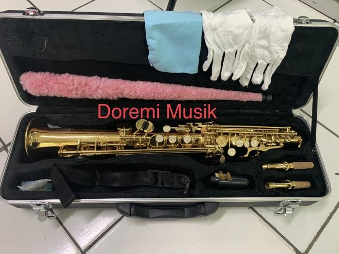 harga Saxophone sopran gold ostrava Tokopedia.com