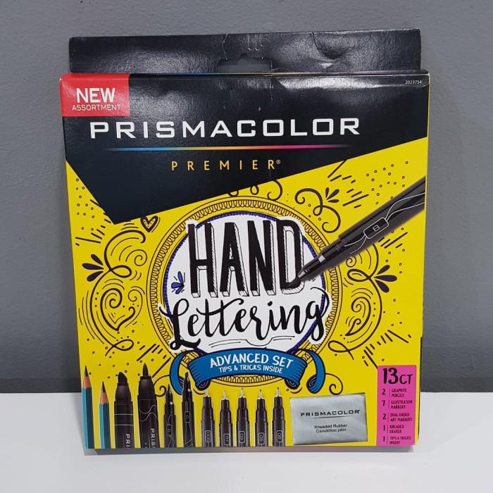 Prismacolor Premier Hand Lettering Advanced Set 13ct NEW