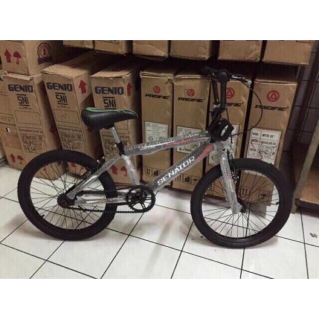 Foto Produk sepeda bmx senator 20 dari Aneka Cycle