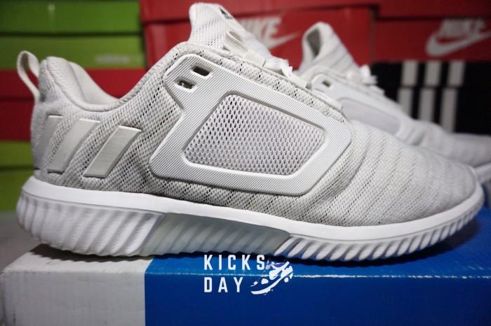 release date bc864 6e3d3 Jual Adidas Climacool M Bounce Triple White - Kota Tangerang - WATU TULIS  AUTHENTIC | Tokopedia