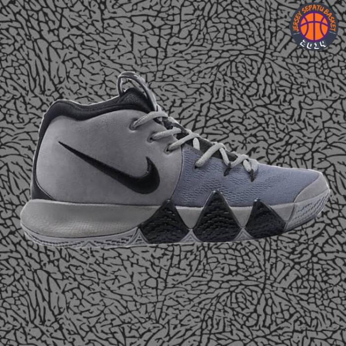 sale retailer 86f60 d06b4 Jual Sepatu Basket Sneakers Nike Kyrie 4 Cool Grey Pria Wanita - Kota Batam  - Jersey Basket ID | Tokopedia