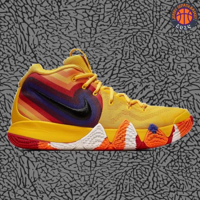 huge selection of 79ee8 1e722 Jual Sepatu Basket Sneakers Nike Kyrie 4 70s Decade Pack Pria Wanita - Kota  Batam - Jersey Basket ID | Tokopedia