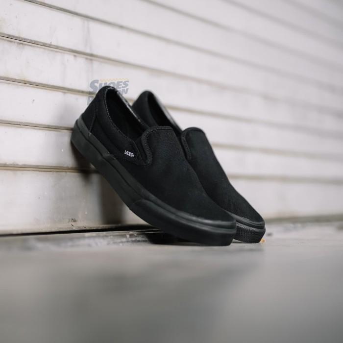 Vans Slip On Japan V98CLA All Black