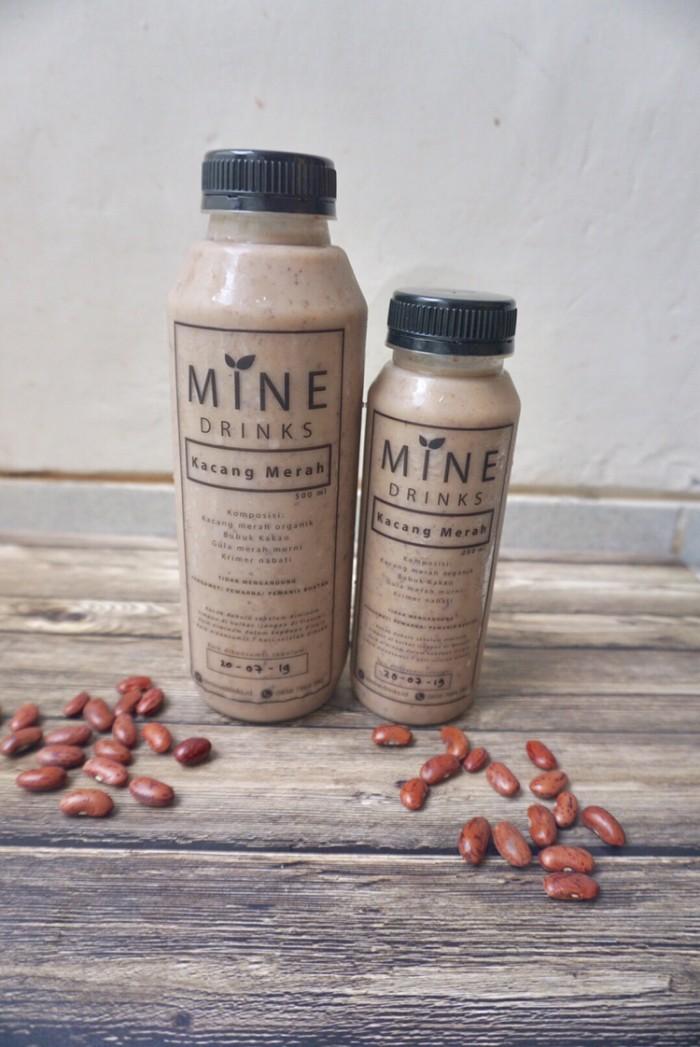 Foto Produk MINE drinks Kacang Merah 250ml - Minuman Sehat/ asi booster dari Piccolina Shop