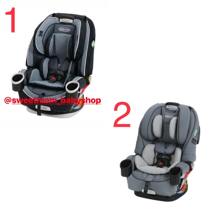 Jual Graco 4ever 4 In 1 Car Seat Featuring Trueshield Technology Jakarta Utara Sweetmomshop Tokopedia