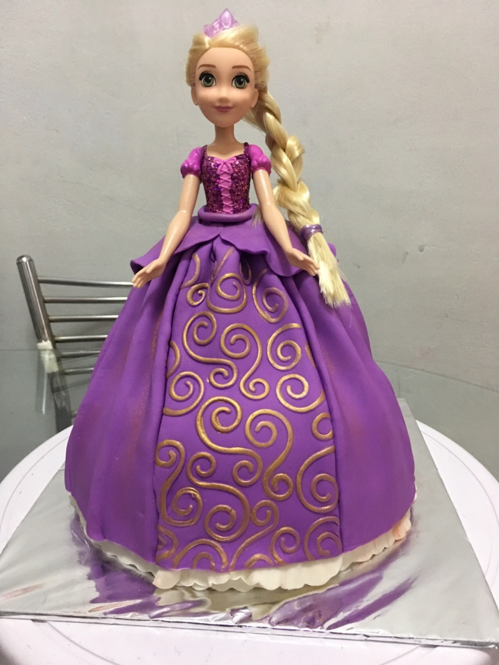 Po Kue Ulang Tahun Barbie 9