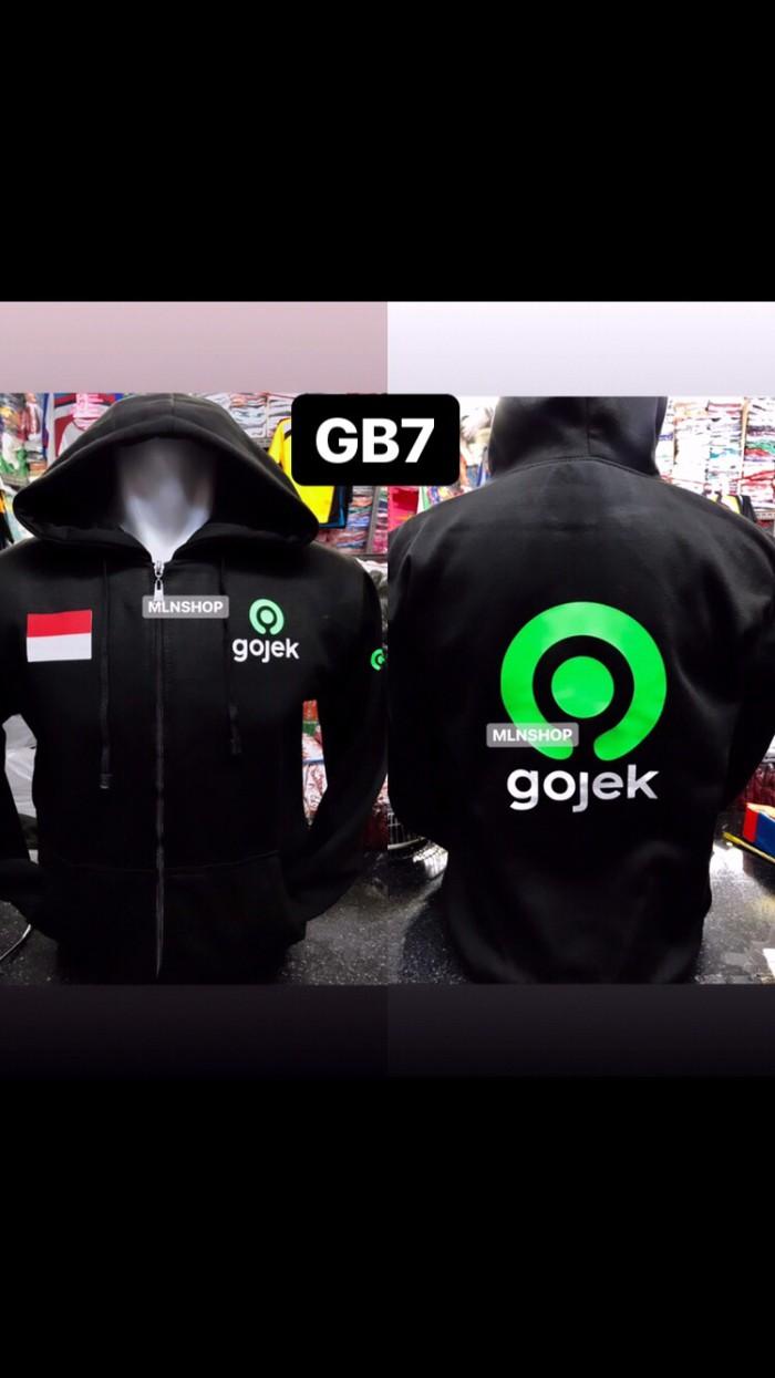 55 Desain Jaket Gojek Baru HD