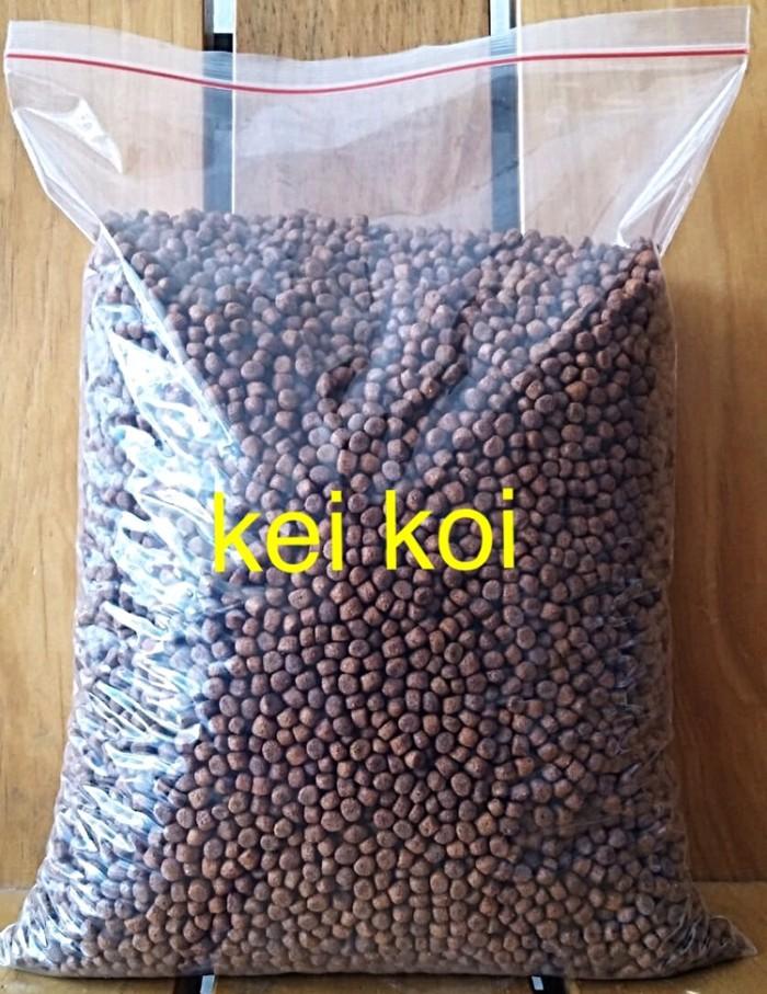Foto Produk MIZUHO HI GROWTH SINKING S/M/L 500 GRAM ( REPACK ) PAKAN KOI dari kei koi