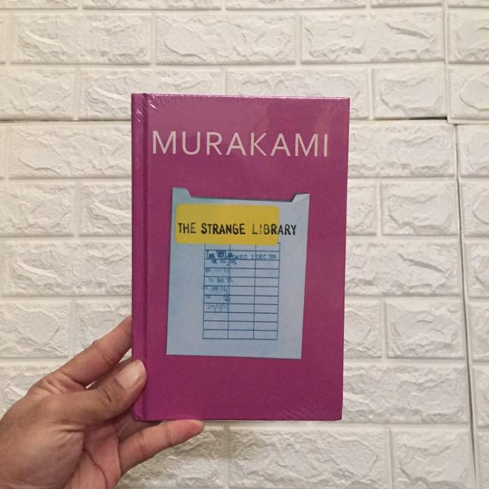 Foto Produk The Strange Library - Haruki Murakami dari boemz