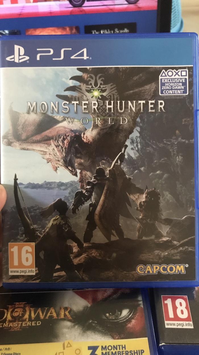 Jual Game Ps 4 Monster Hunter World Kota Malang TOP TOURS & TRAVEL SBY