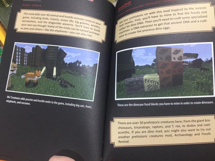 Jual Buku/Book Minecraft Hacks - Mods - Megan Miller - Kota Tangerang -  MaPel Shop | Tokopedia