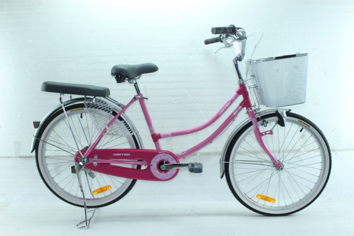 Jual Sepeda Mini Keranjang / City Bike 24 United Class X