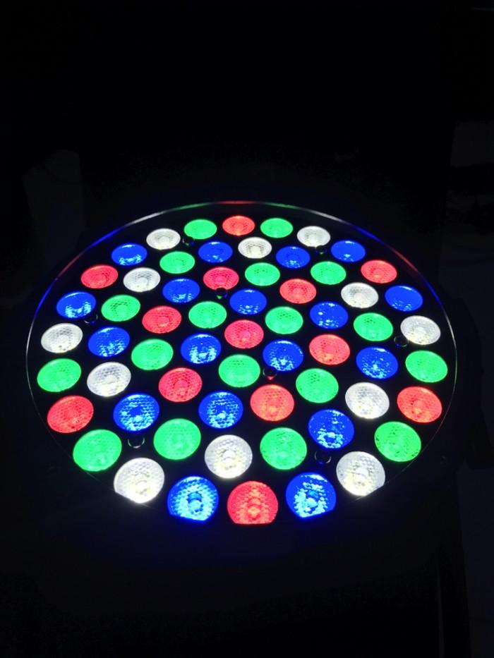 Foto Produk Parled 61x3W RGBW R13 G18 B18 W12 new casing alumunium high quality dari DUNIA LAMPU LIGHTING