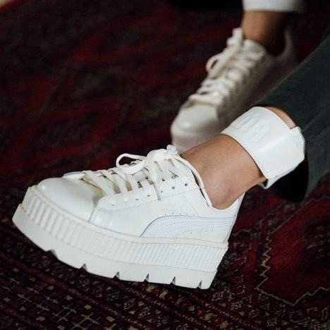 more photos 3cc57 a81e8 Jual Sepatu Puma Original - Puma Fenty Ankle Strap Creeper W Vanilla Ice -  DKI Jakarta - QikRas | Tokopedia