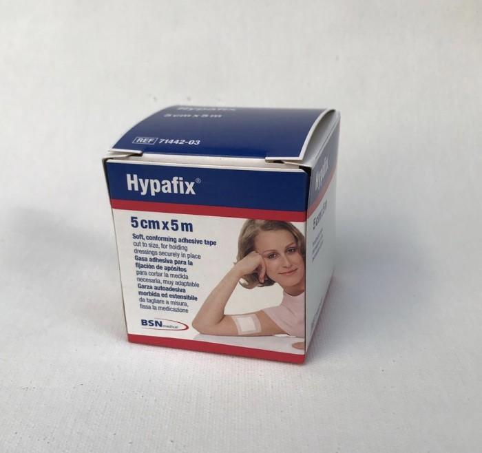 Foto Produk Hypafix BSN 5cmx5m / plester penutup luka uk. 5cm x 5m dari Gudang Sehat Store