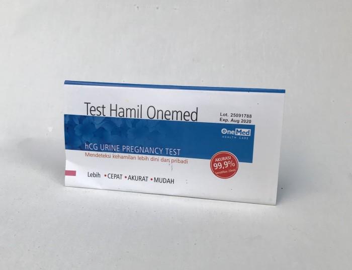 Foto Produk OneMed strip test hamil / Alat tes kehamilan dari Gudang Sehat Store