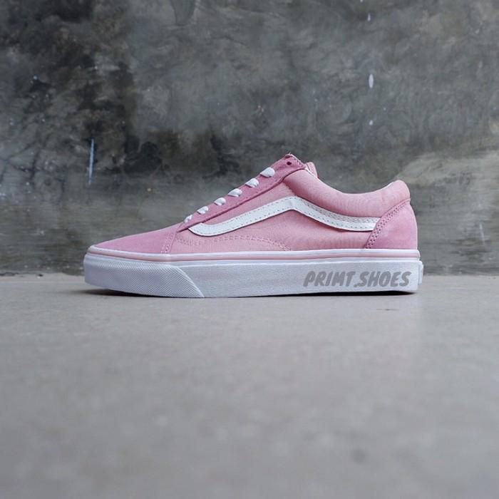 Vans Old Skool Zephyr True White (Pink