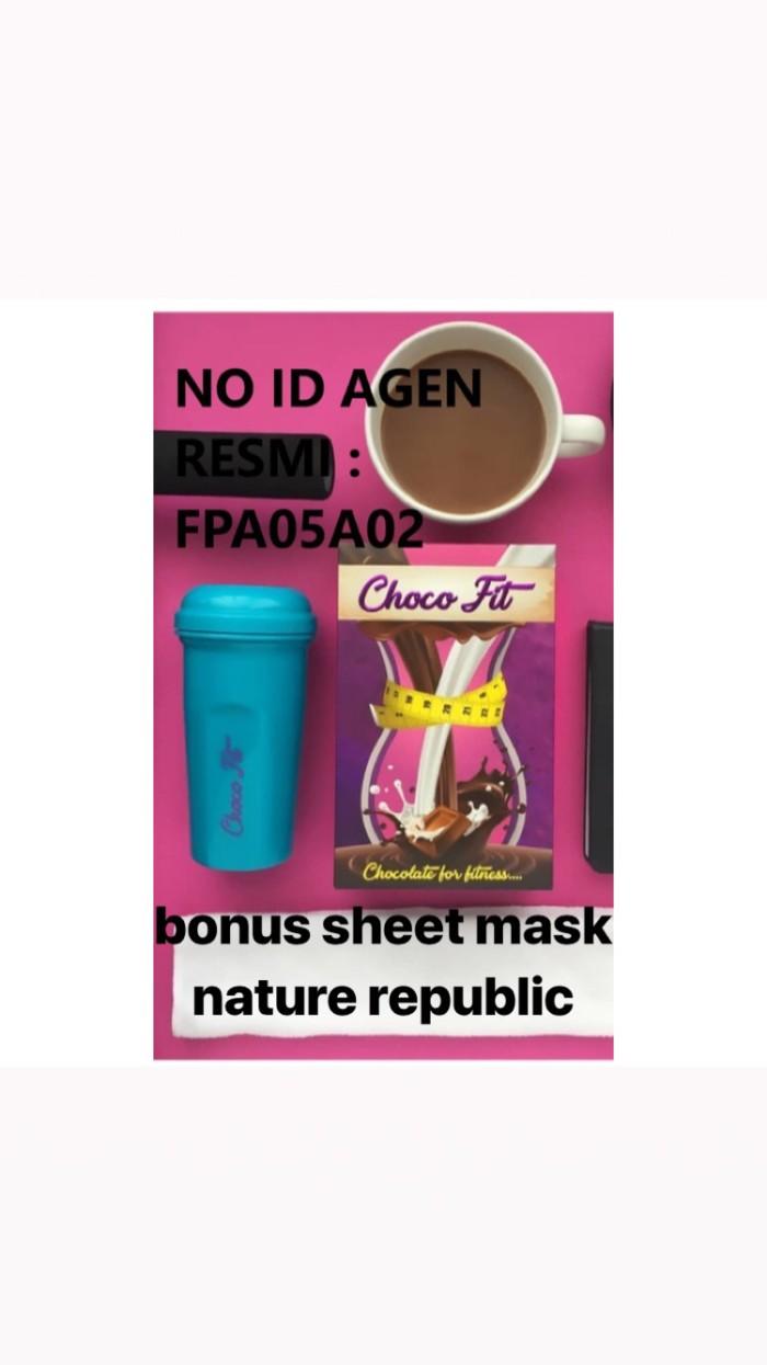 Foto Produk Chocofit + Lemonfit Original (Free Shaker) dari Chocofit Murah Original