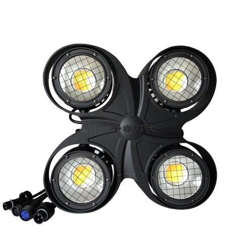 Foto Produk Minibrute LED waterproof outdoor blinder 4x100W Warm White dari DUNIA LAMPU LIGHTING