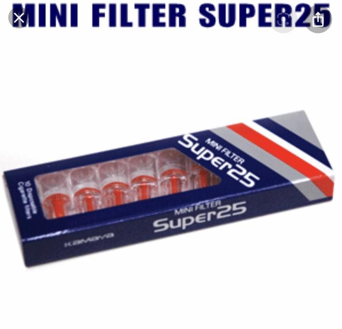 Foto Produk Pipa filter rokok / Kamaya mini filter super 25 / super25 dari Gudang Sehat Store