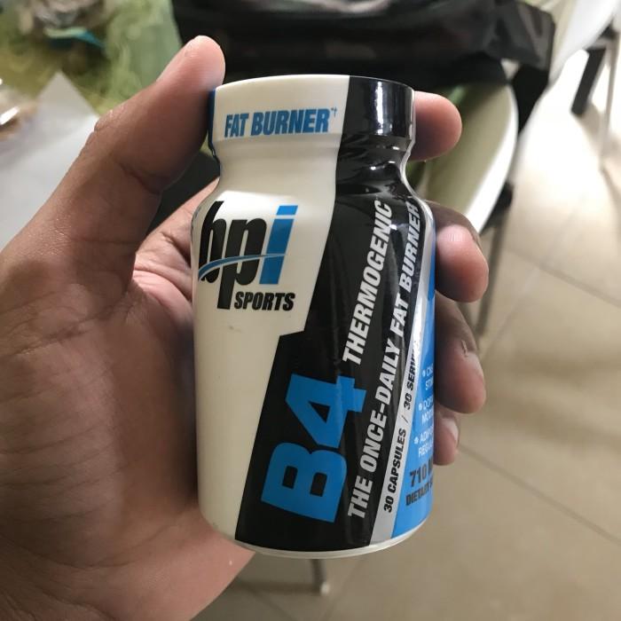 Jual Bpi B4 Thermogenic 30 Caps Fat Burner 1 Caps Daily Kota Denpasar Steroid Indo Tokopedia