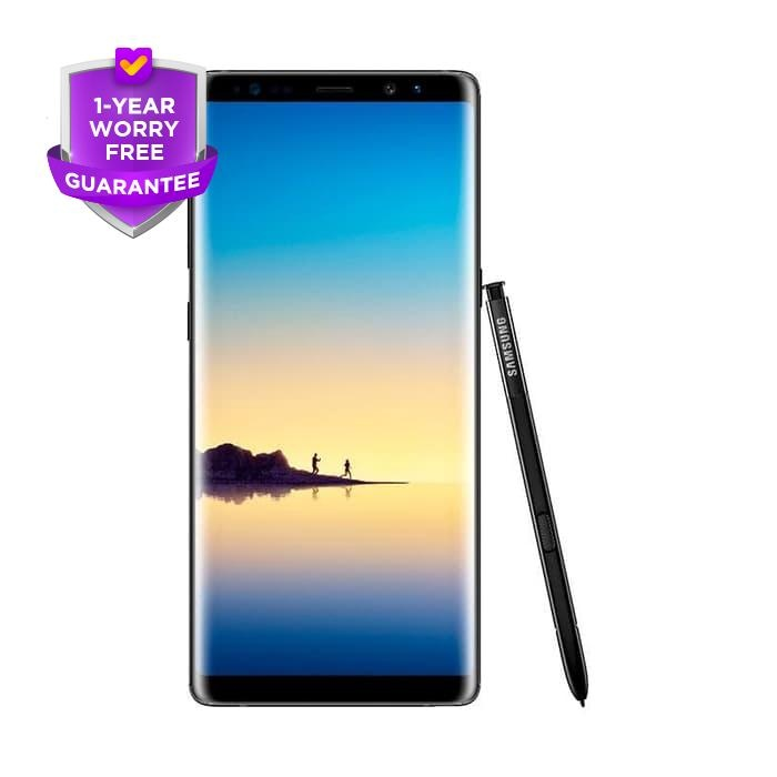 harga Samsung galaxy note 8 - 6/64 gb - 4g lte - black Tokopedia.com