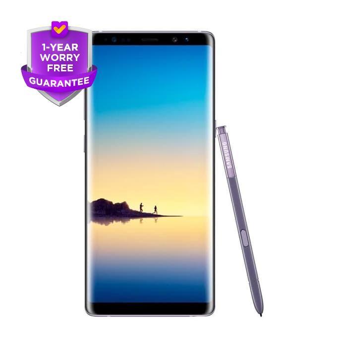 harga Samsung galaxy note 8 - 6/64 gb - 4g lte - grey Tokopedia.com