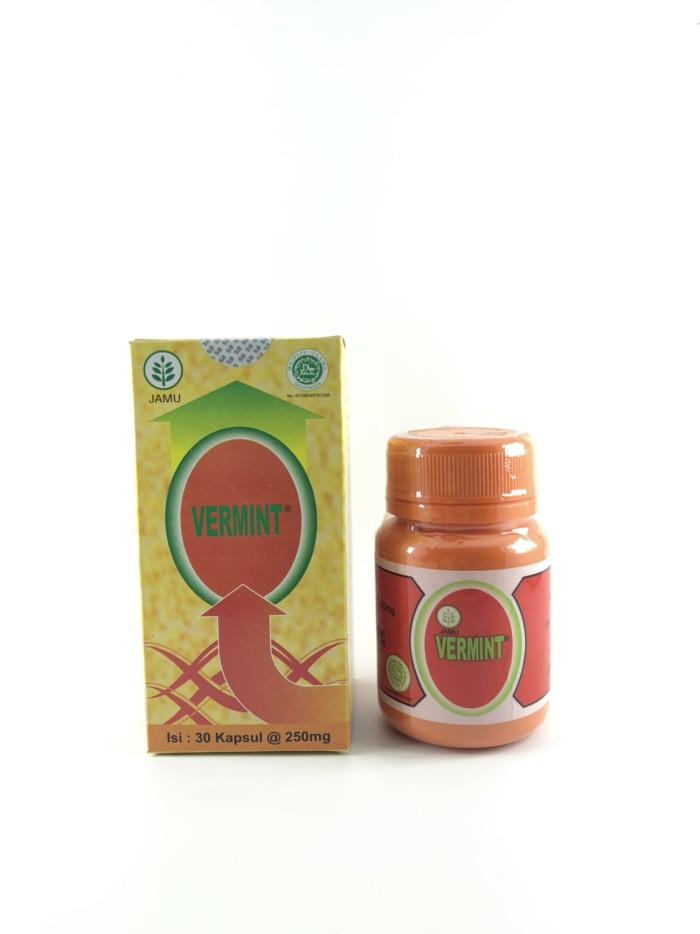 Foto Produk VERMINT / CACING KAPSUL / OBAT TURUN PANAS / DEMAM dari Toko Obat Pandu