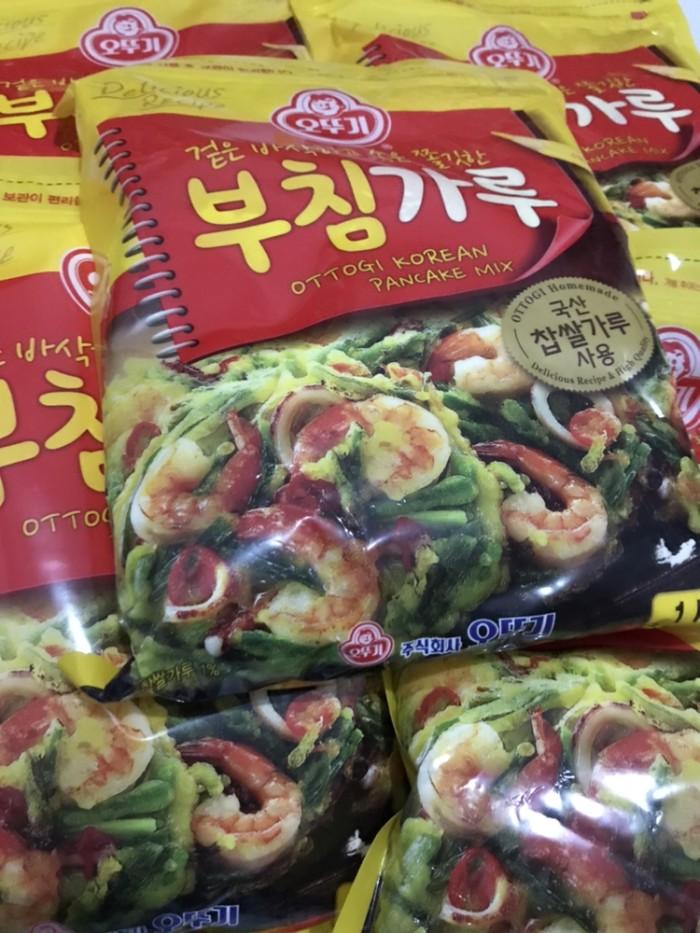 Jual Ottogi Korean Pancake Savoury Mix Haemul Pajeon Tepung Panekuk Korea 1  - Jakarta Barat - Prime Shop13 | Tokopedia