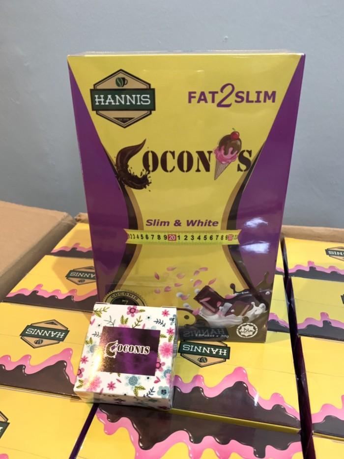 Jual Susu Diet Coconis Slim & White - Kota Binjai - Victoria Store 7 |  Tokopedia
