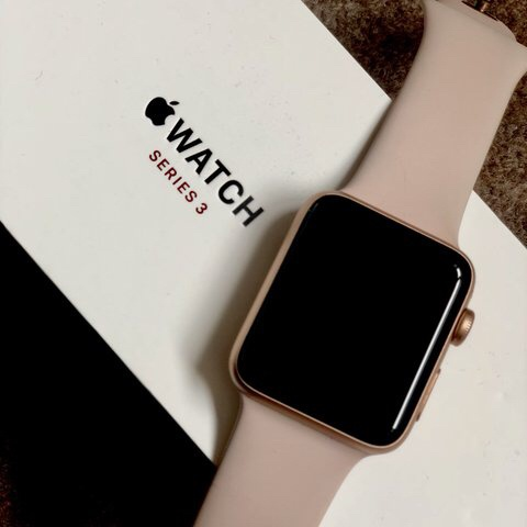 Jual Apple Watch Series 3 Rosegold Second Limited Series Kota Batam Luxurywatch88 Tokopedia