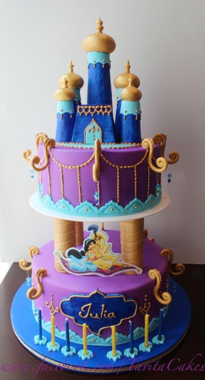 Jual Kue Ulang Tahun Aladdin Jasmine Princess Disney Birthday Cake Jakarta Timur Kampung Heroes Tokopedia