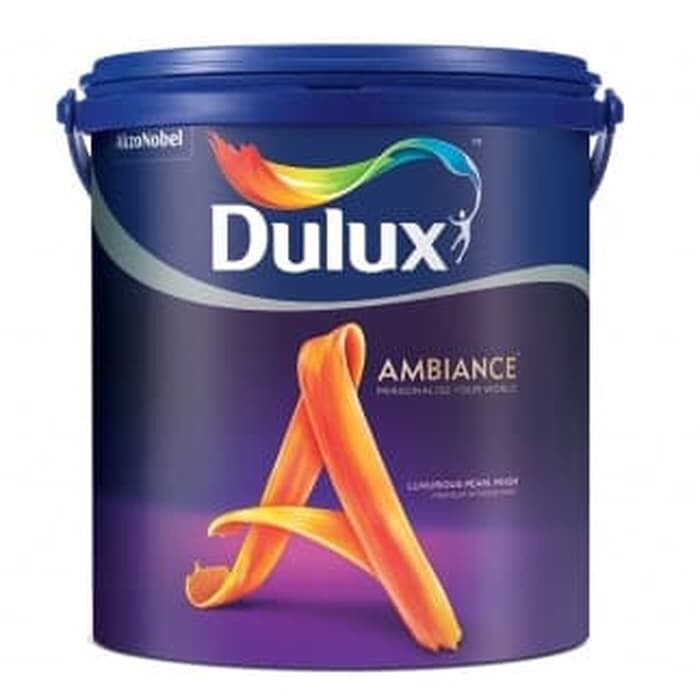 harga Dulux ambiance 25l gallon cat tembok interior warna - antique linen - Tokopedia.com