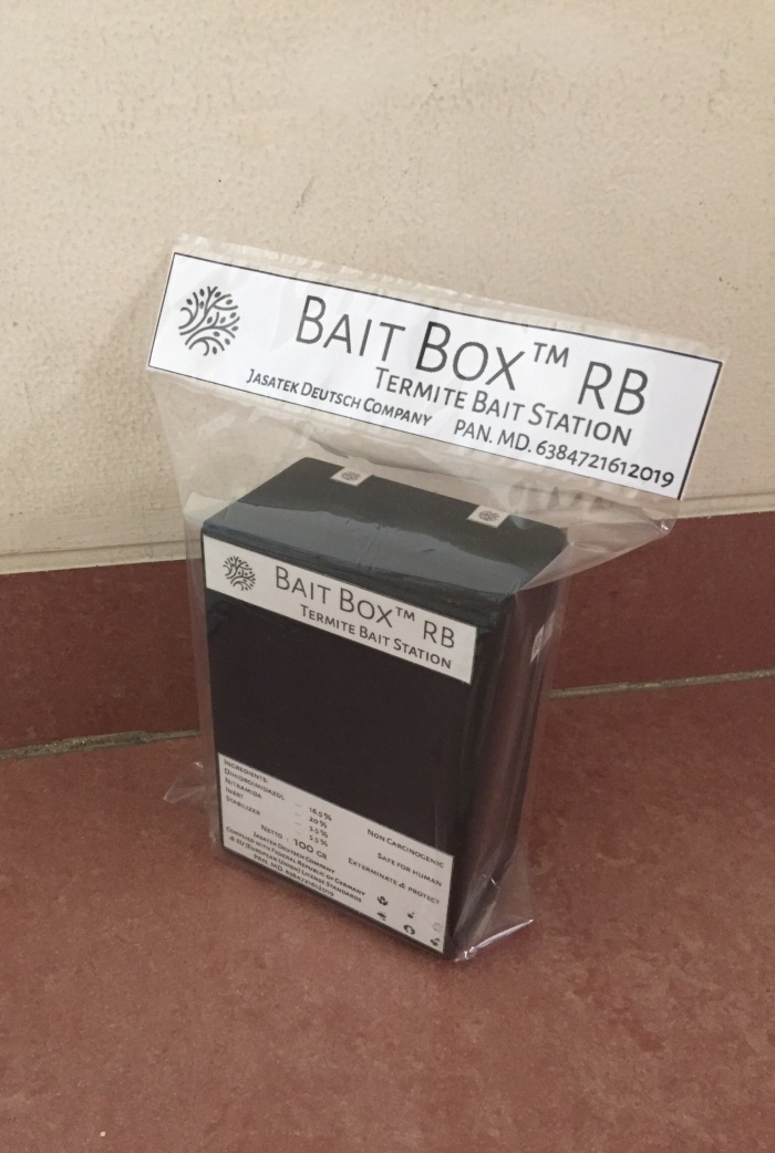 Jual Bait Box Termite Bait Station Kotak Umpan Pembasmi Anti Rayap Jerman Jakarta Utara Big General Store Tokopedia